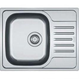 Мойка кухонная Franke PXN 611-60 3 1/2 перелив нерж матовая (101.0192.873)