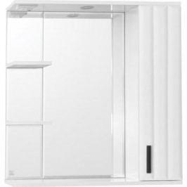 Зеркальный шкаф Style line Агава 80 со светом (2000949034447)