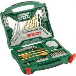 Набор бит и сверл Bosch 70шт X-Line (2.607.019.329)