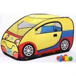 Домик Bony 122х66х69см в комплекте с шариками 100шт LI660