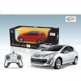 Rastar Машина на радиоуправлении 1:24 Peugeot 308 39800