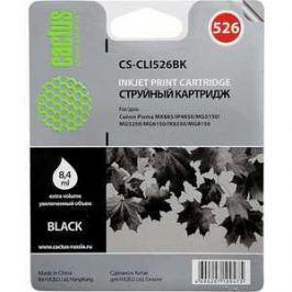 Картридж Cactus CLI-526BK (CS-CLI526BK)
