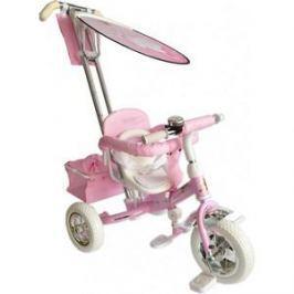 Трехколесный велосипед Lexus Trike Next Barbie (MS-0573) розовый