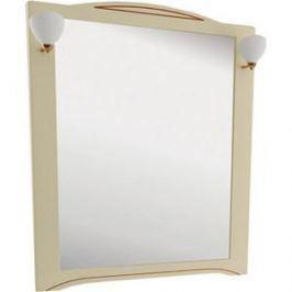 Зеркало Aquanet Луис 100 цвет бежевый без светил (173207)