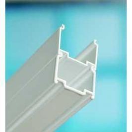 Профиль Ravak Nps сатин металлический для душ шторки (E778801U18500)