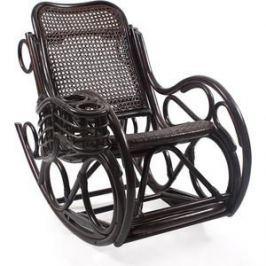 Кресло-качалка Мебель Импэкс Novo Lux Corall орех
