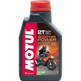 Моторное масло MOTUL Scooter Power 2T 1 л