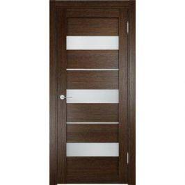 Дверь ELDORF Мюнхен-2 остекленная 1900х600 экошпон Дуб табак