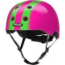 Шлем Melon Double Green Pink Глянцевый XXS-S (46-52 см) (162401)