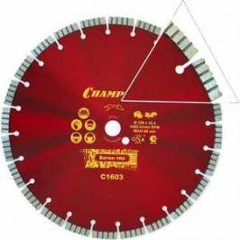 Диск алмазный Champion 400х25.4мм Concrete Crunch (C1601)