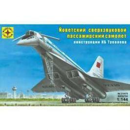 Моделист Модель Советский сверхзвуковой пассажирский самолёт, 1:144 214478