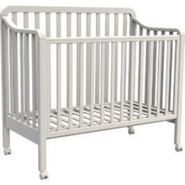 Кроватка Fiorellino Nika 120х60 white