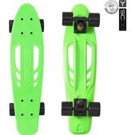 RT 405-G Скейтборд Skateboard Fishbone с ручкой 22