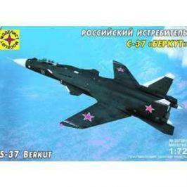 Моделист Модель Российский истребитель С-37 Беркут, 1:72 207281