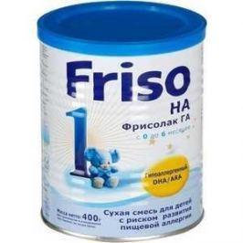 Гипоаллегренная смесь Friso для детей с 6 до 12 мес 2 ГА с Frisolak DHA 400 гр 8716200496063