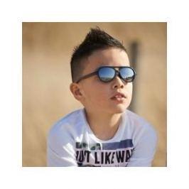 Cолнцезащитные очки Real Kids детские Авиатор черные (2SKYBLK)