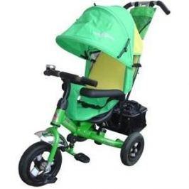 Трехколесный велосипед Lexus Trike Next Pro Air (MS-0526) зеленый
