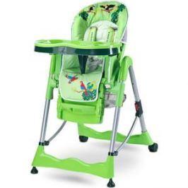 Стульчик для кормления Caretero Magnus Fun Green (зеленый)