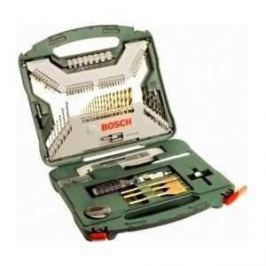 Набор бит и сверл Bosch 100шт X-Line Titanium (2.607.019.330)