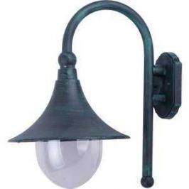 Уличный настенный светильник Artelamp A1082AL-1BG
