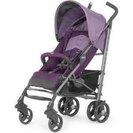 Коляска-трость Chicco Lite Way Top Stroller цвет Purple с бампером