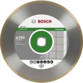 Диск алмазный Bosch 200х25.4мм Standard for Ceramic (2.608.602.537)