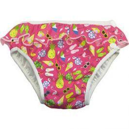 ImseVimse Трусики для купания, pink beach life frill (3180543)