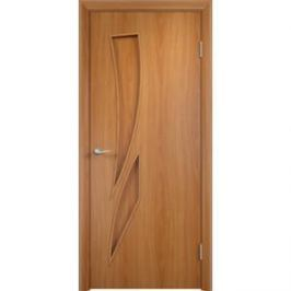 Дверь VERDA Тип С-2(г) глухая 2000х600 МДФ финиш-пленка Миланский орех