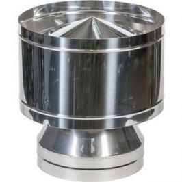 Дефлектор Феникс диаметр 115/200 мм сталь AISI 430 (0.5 нерж.мат./0.5 нерж.зерк.)(02481)