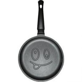Сковорода для блинов Нева-Металл Весёлая d 22 см 6222в