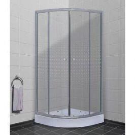Душевой уголок Timo BIONA Lux TL-8001 Romb Glass 80х80х200 см
