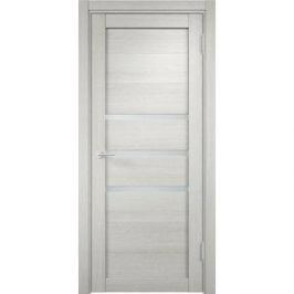 Дверь ELDORF Мюнхен-1 остекленная 1900х550 экошпон Слоновая кость