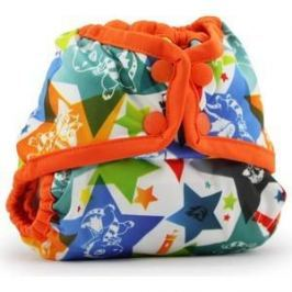 Подгузник для плавания Kanga Care Newborn Snap Cover - Dragons Fly/Poppy