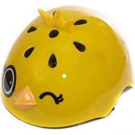 Шлем детский REXCO 3D Цыпленок Янни желтый HPG021