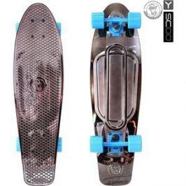 RT 402H-Bb Скейтборд Big Fishskateboard metallic 27