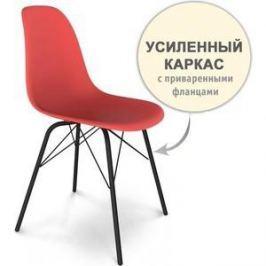Стул Sheffilton SHT-S64 красный/черный муар