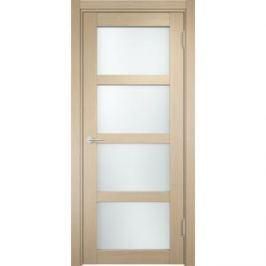 Дверь CASAPORTE Рома-11 остекленная 2000х800 экошпон Дуб белёный