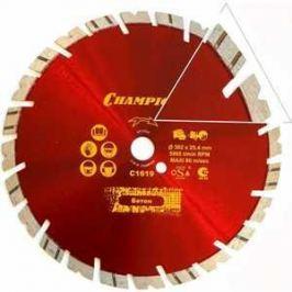 Диск алмазный Champion 350х25.4мм Fast Gripper (C1620)