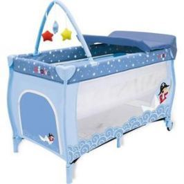 Манеж Asalvo Travel Cot Mix Plus Pirate 12647