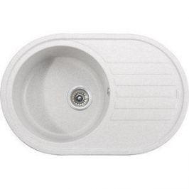 Кухонная мойка Kaiser Granit 78x50x22 белый White (KGM-7750-W)
