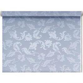 Рулонные шторы DDA Вояж (жаккард) Голубой 120x170 см