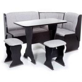 Набор мебели для кухни Бител Орхидея - однотонный (венге, ТР-1 тринити беж, венге)