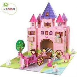 Krooom Игрушки из картона: набор Замок принцессы Тринни (k-219)