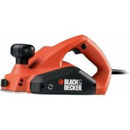 Электрорубанок Black&Decker KW 712KA