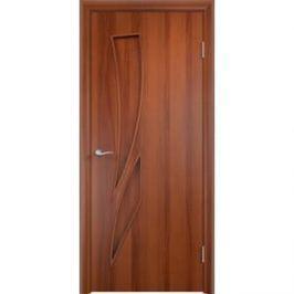 Дверь VERDA Тип С-2(г) глухая 1900х600 МДФ финиш-пленка Итальянский орех