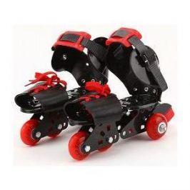 Роликовые коньки Joerex 5051 (детские четырехколесные)