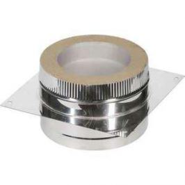 Опора Феникс для сэндвича диаметр 110/200 мм сталь AISI 430 (1.0 нерж.зерк.)(01050)