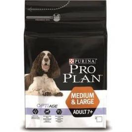Сухой корм PRO PLAN OPTIAGE Adult 7+ Medium & Large с курицей и рисом для пожилых собак средних и крупных пород 14кг (12272557)
