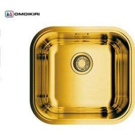 Кухонная мойка Omoikiri Omi 44-AB, 415х445, античная латунь (4993190)