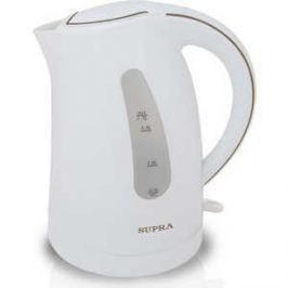 Чайник электрический Supra KES-1721, белый